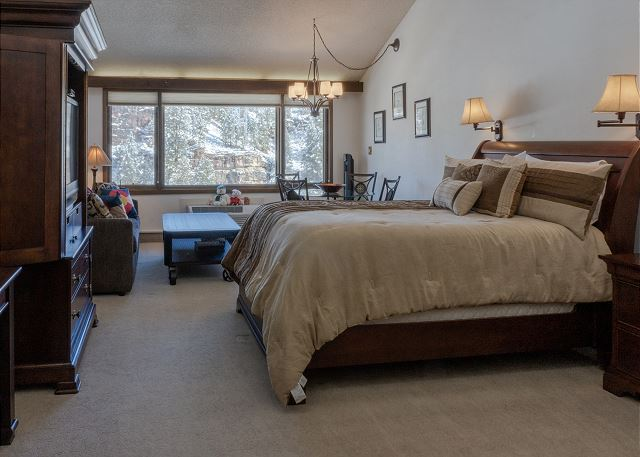 Tamarron Lodge #508 - Mtn Views - Golf - AC/Pool/Hot Tub - Ski Shuttle