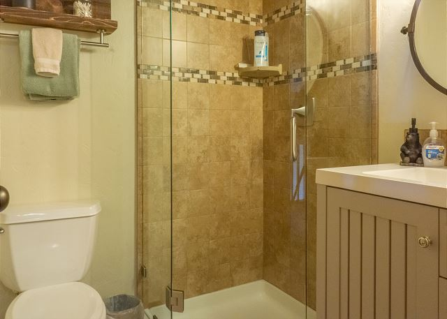 Three (3) Bathrooms