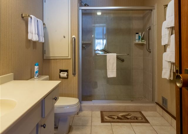 Two Full Bathrooms