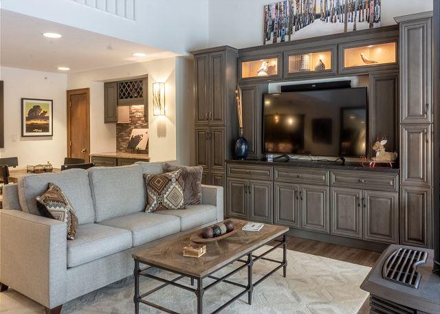 Sleeper Sofa in Living Room