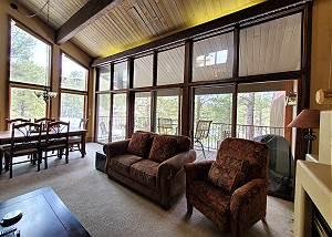 Tamarron Resort #853 - Amid the Pines - Golf - AC/Pool/HotTub - Ski Shuttle