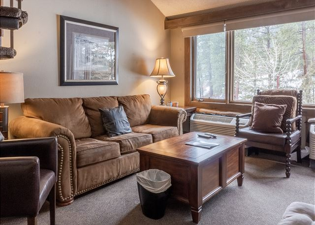 Tamarron Lodge #326 - A/C - Golf - Shared Pool & Hot Tub - Ski Shuttle