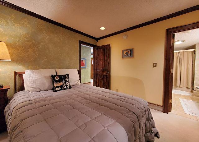 Queen Bedroom on Main Level