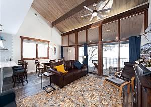 Tamarron Resort #791 - On Golf Course - AC/Pool/Hot Tub - Ski Shuttle