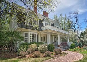 New Listing! Beautiful Broadmoor Estate - One block from the Broadmoor Resort
