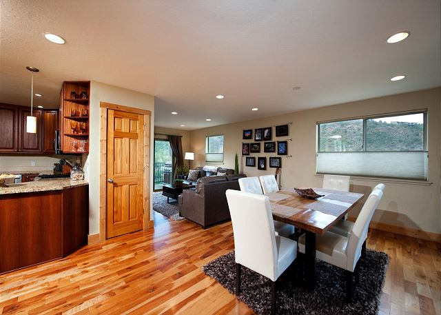 Dining, Kitchen and 2nd Living Space