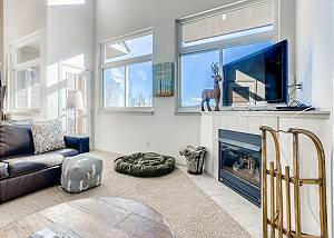 Airy Mountain Townhome - Private Hot Tub - Dog Friendly