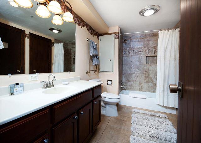 Full Bathroom - Main Level