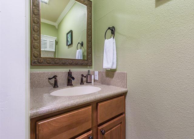 Second Bathroom- 1/2 Bath