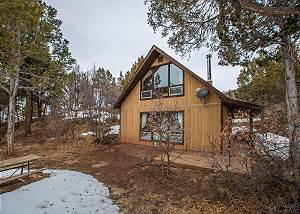Secluded Cabin - 4 miles from Downtown Ouray
