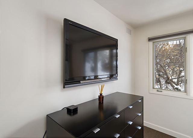 Apple TV in master bedroom
