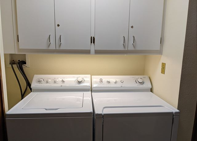 Washer-Dryer in condo
