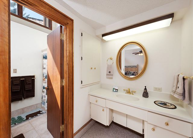 2 Full Bathrooms - One on Each Level