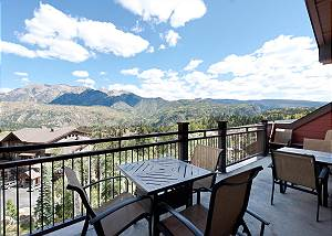 Penthouse in Purgatory Lodge - Ski in/Out - Awesome Deck and Views