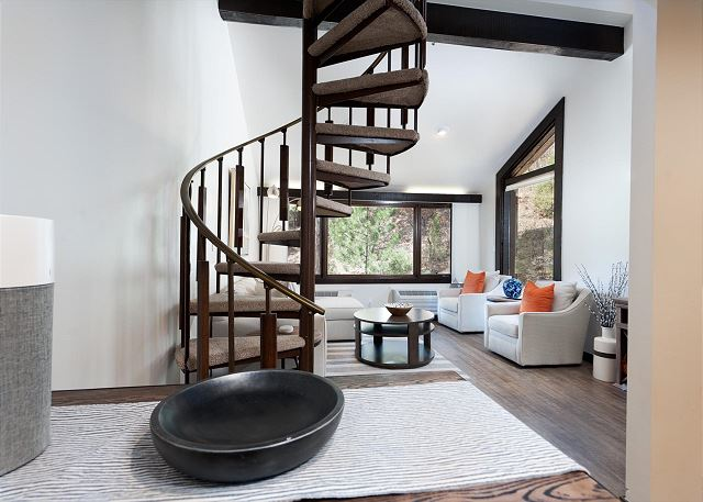 Loft Stairwell