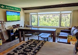 Tamarron Lodge #205 - Mtn Views - Golf  - AC/Pool/Hot Tub - Ski Shuttle