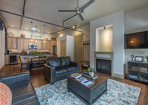 New Listing! Loft Condo in the Heart of Downtown Ouray - A/C