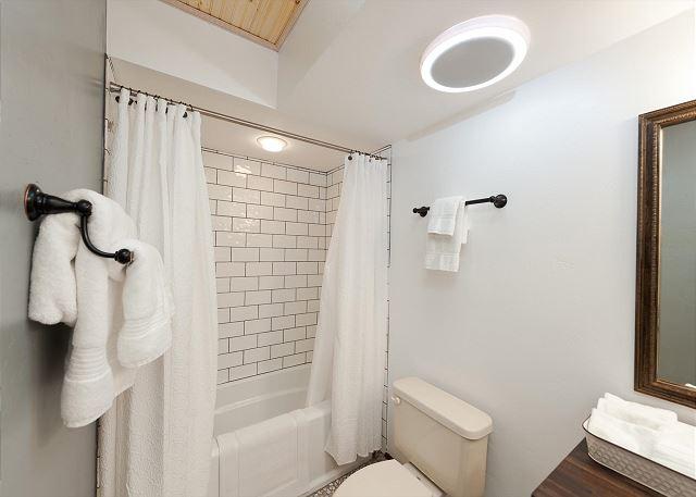 Shower-Tub Combo