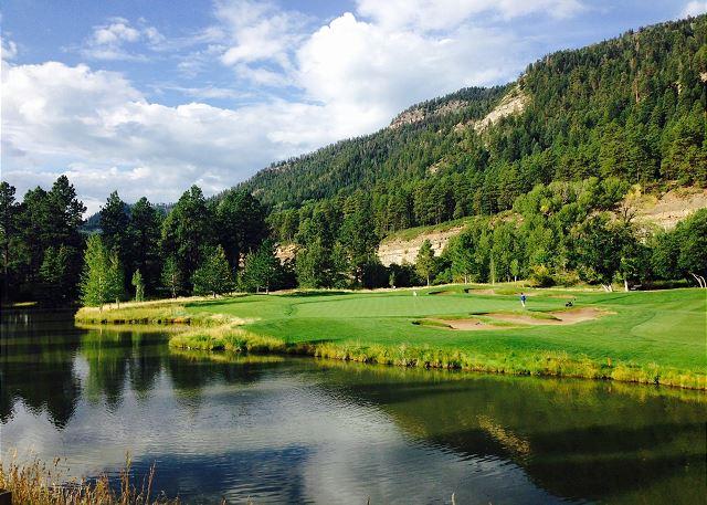 Glacier Valley Golf Course