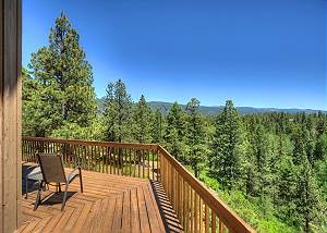 Cliff Side House - Amazing Views and Deck - 10 Minutes to Purgatory