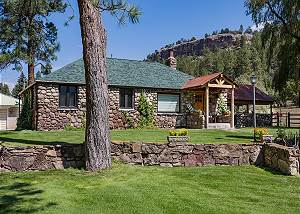Historic Pet Friendly Home on 3 acres between Durango and Purgatory Resort