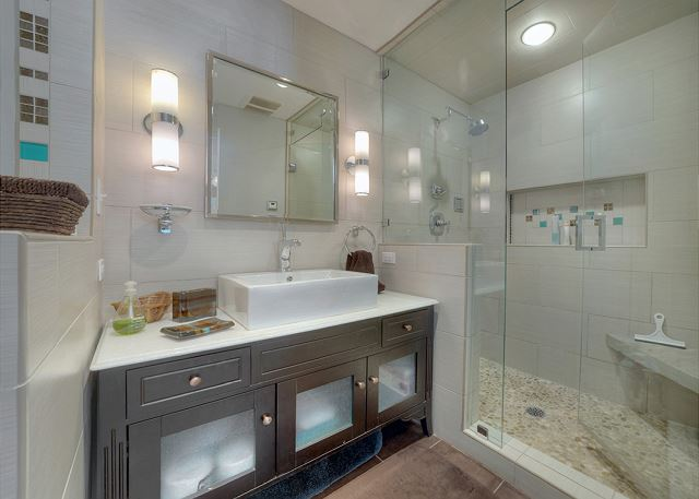 Master Bathroom (Attached to the Master Bedroom)