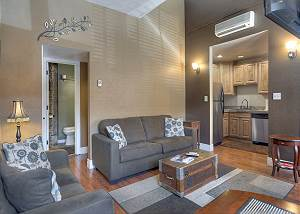 Updated Condo in the Historic Jarvis Building - Downtown Durango - AC
