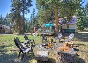Nana's Cabin - 4 BR - Near Lake Vallecito