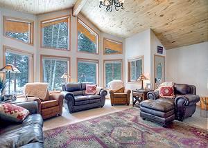 Seven Pines Cabin - 5 BR - Near Vallecito Lake