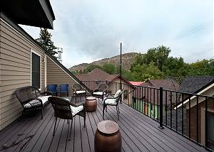 30+ Day - New Townhome in Downtown Durango - Roof Top Deck w/Views