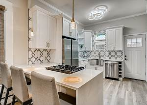 Newly Remodeled, Modern Denver Home