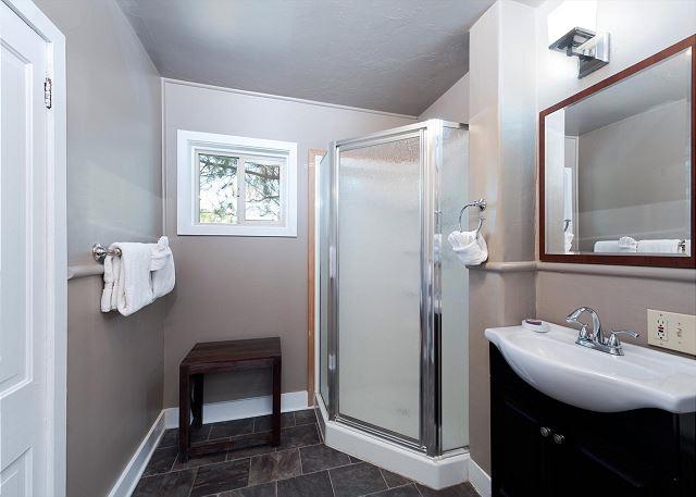 Bathroom off the Master Bedroom