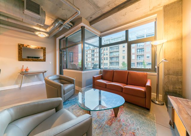 Luxurious Denver condo in near Union Station