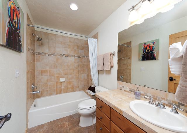 2nd Bathroom (Shared by 2nd and 3rd Bedrooms)