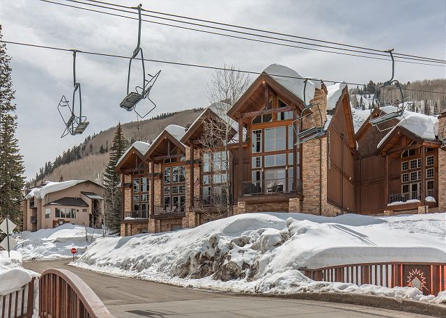Luxury Townhome - Ski in/Ski Out - Best Location