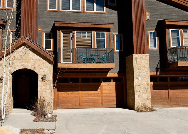 Durango, Colorado townhome vacation rental at Purgatory Resort