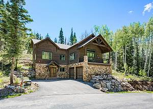 Luxury Home Across from Purgatory with Great Views
