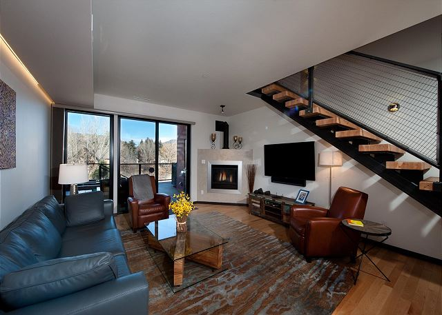 Stunning townhome by the river in downtown Durango - Roof Top Deck