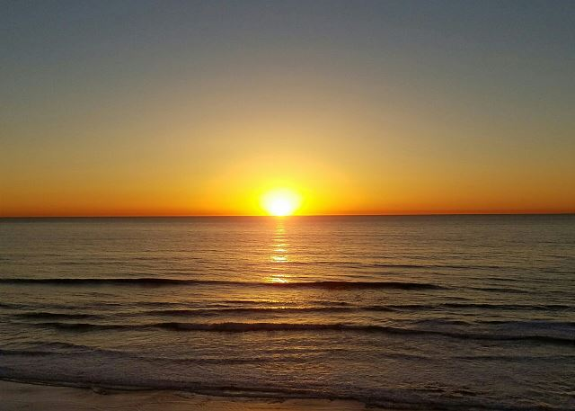 Come experience beautiful sunsets!
