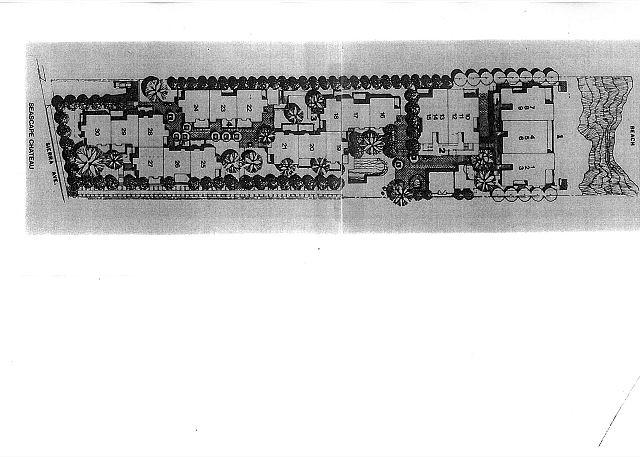 Seascape Chateau Complex Map