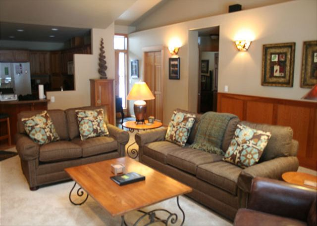 The home owner had this home professionally decorated with your comfort in mind!