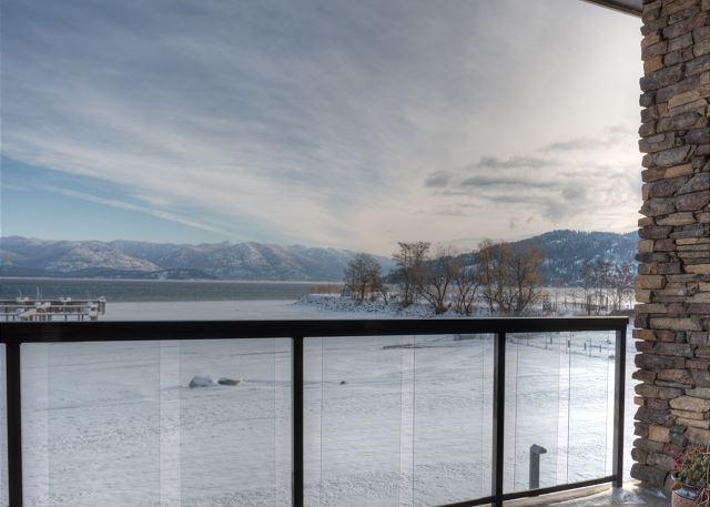 Condo 124 - Balcony Views