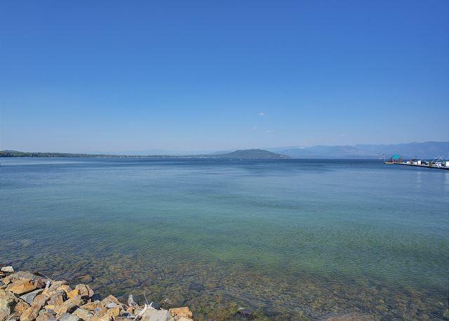Seasons at Sandpoint - Lake Pend Oreille