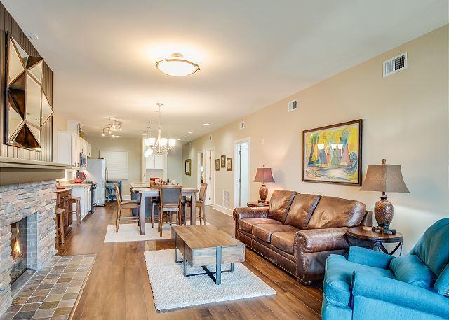 Condo 124 - Living Space