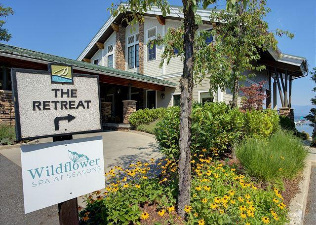 Seasons at Sandpoint - The Retreat