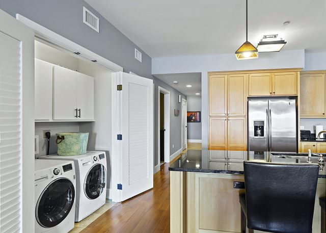 Condo 7205 - Personal Washer & Dryer