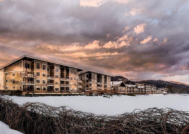 Seasons at Sandpoint - Winter