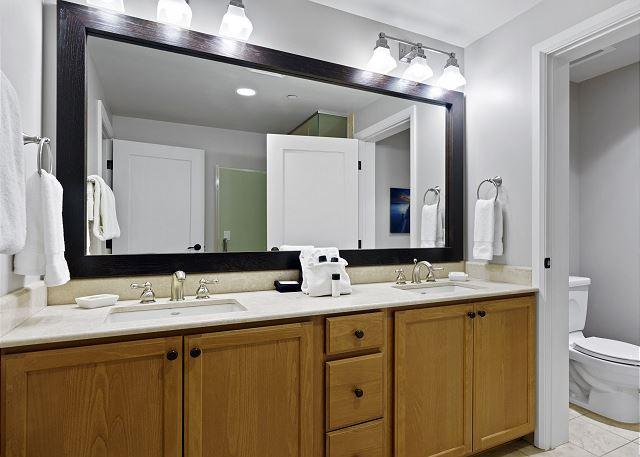 Condo #7205 - Master Bath Vanity