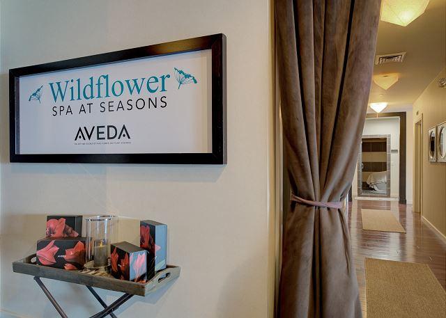 Seasons at Sandpoint - Wild Flower Spa
