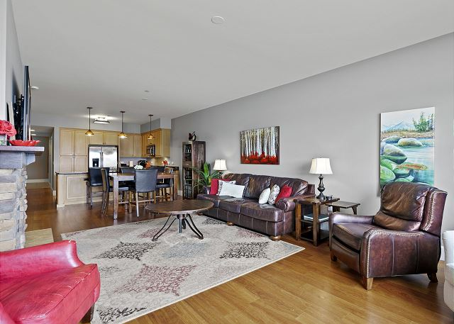 Condo #7205 - Main Living Space